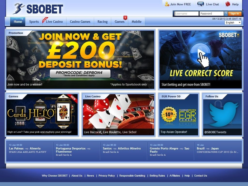 How you can Win at Sbobet Betting Even when You've Little Or maybe No Experience at It