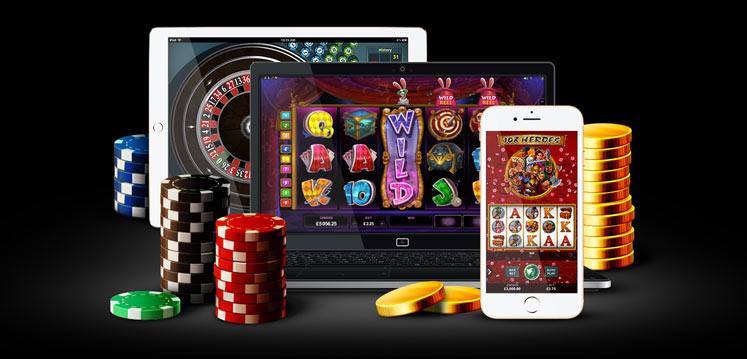 Online Casino - Blackjack, Slots & Roulette & Casino Wagering