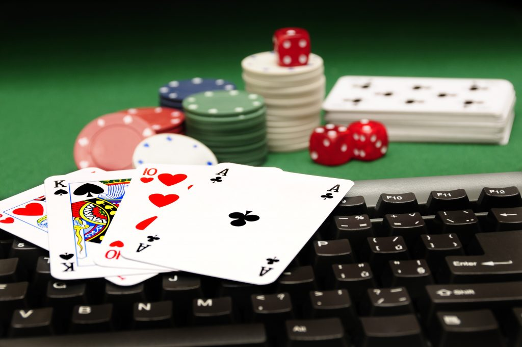 No Limit Poker Bet Sizing For Online Game