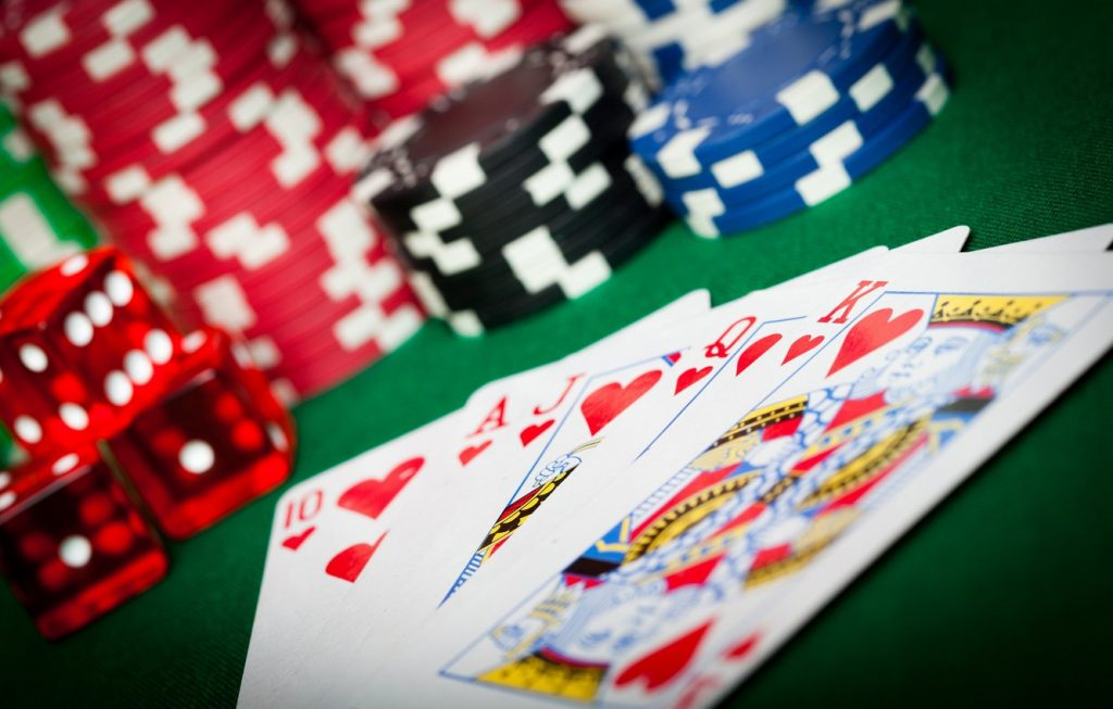 Gambling: Isn't That Difficult As You Think