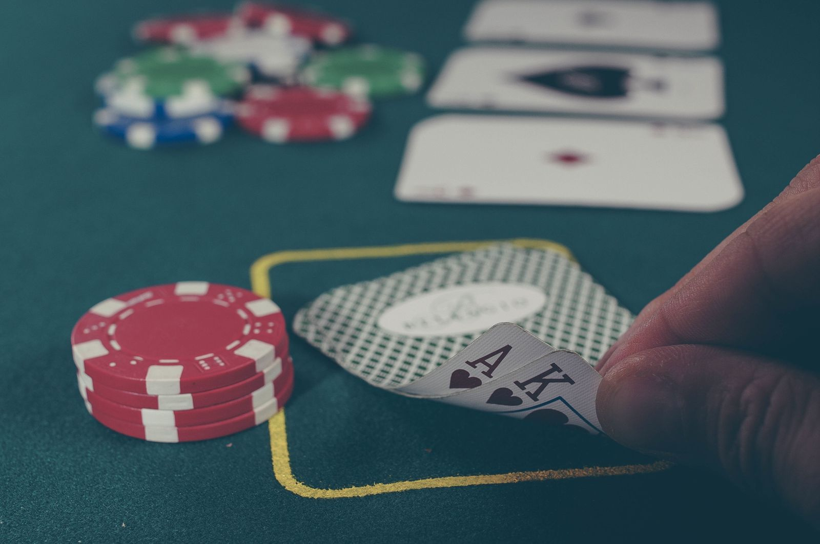 New Questions Concerning Casino Answered